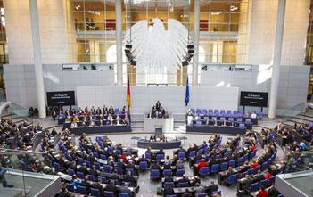 Foto: Deutscher Bundestag/Thomas Trutschel/photothek.net